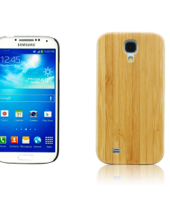 Galaxy S4/5 bamboo case