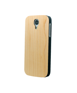 Galaxy S4/5 Cherry Wood Case