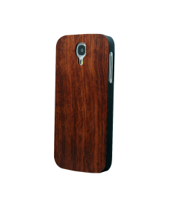 Galaxy S4/5 Rose Wood Case