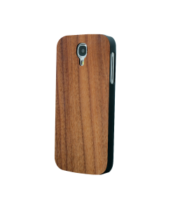 Galaxy S4/5 Walnut Wood Case