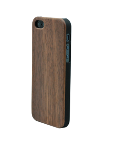 Walnut Wooden iPhone case cover