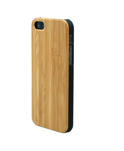 iPhone Bamboo Wood case