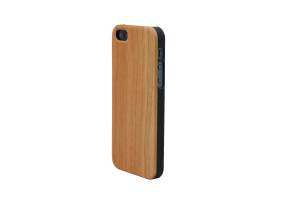 iPhone Cherry Wood Case