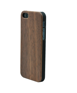 iPhone Walnut Wood Case