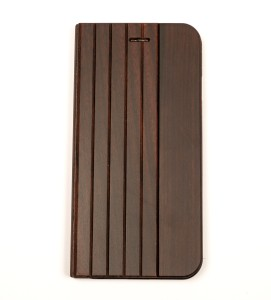 iphone6 padauk wood flipover case