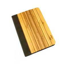 leather and bamboo ipad case