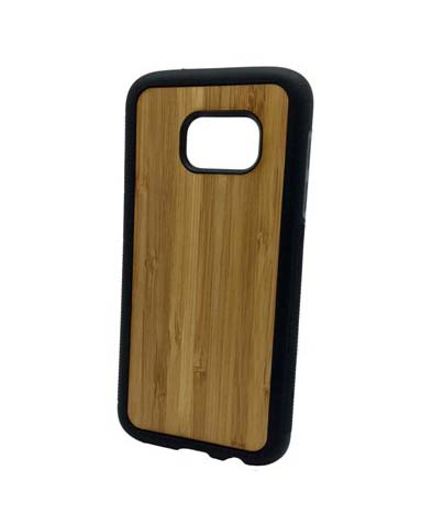 Bamboo Wooden Case Galaxy S7