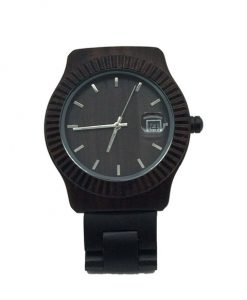 Dark Sandalwood Wooden Watch